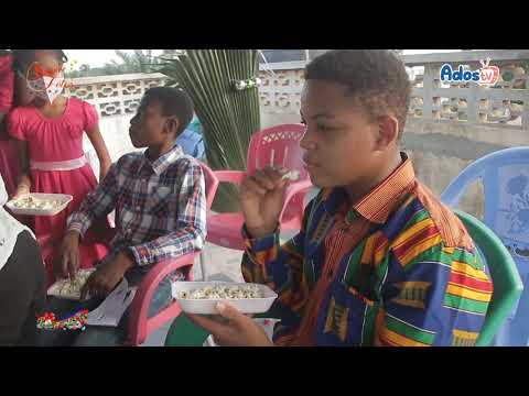 Les défis de Noel sur Ados' TV première partie
