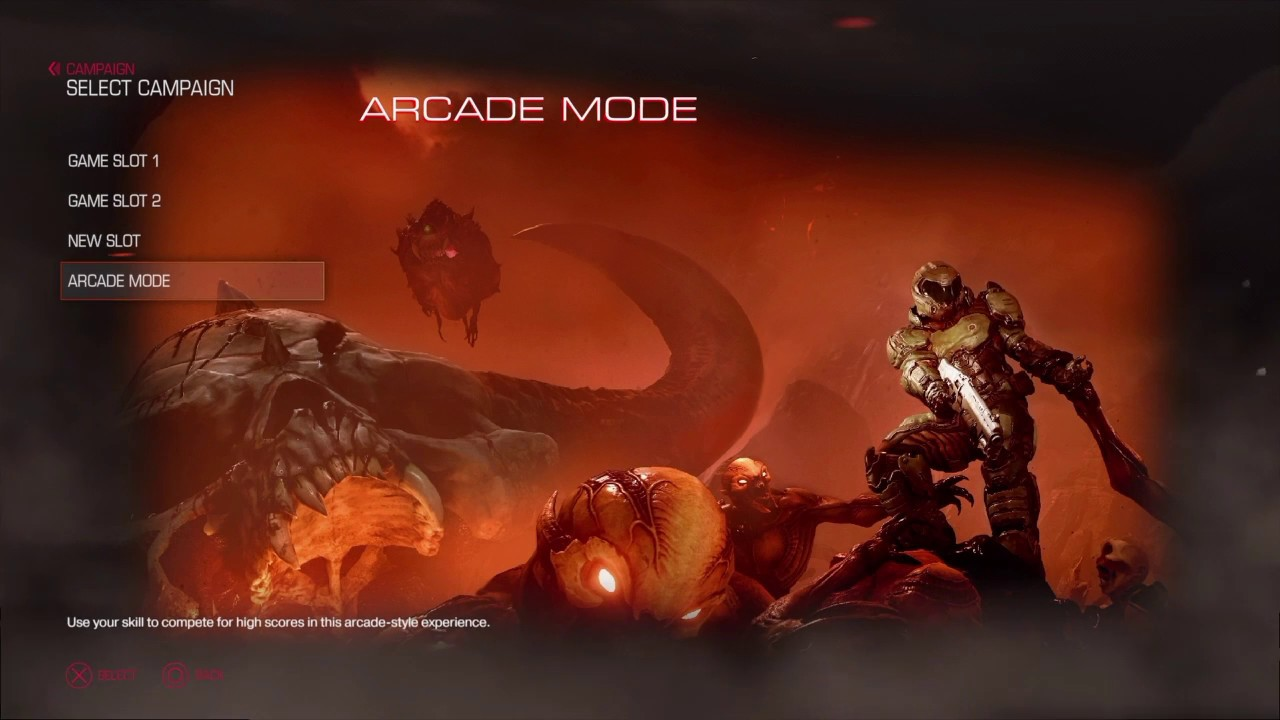 Doom: Hell Followed DLC 2 - Arcade Mode - First Look