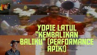 YOPIE LATUL - KEMBALIKAN BALIKU|Lagu terbaik! (FLPI 1987)