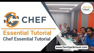 Chef Tutorial - Chef Essential Tutorial for beginners - December 2019