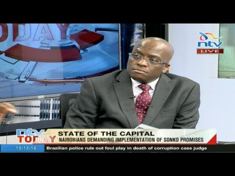 Interview with Polycarp Igathe moments before he resigned - Part 2