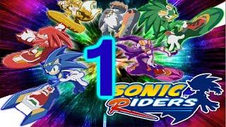 Sonic Riders - Español (Parte 1)