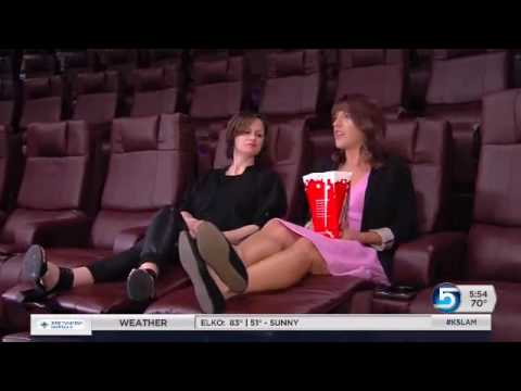 Cinemark rolling out luxury loungers along with summer blockbusters