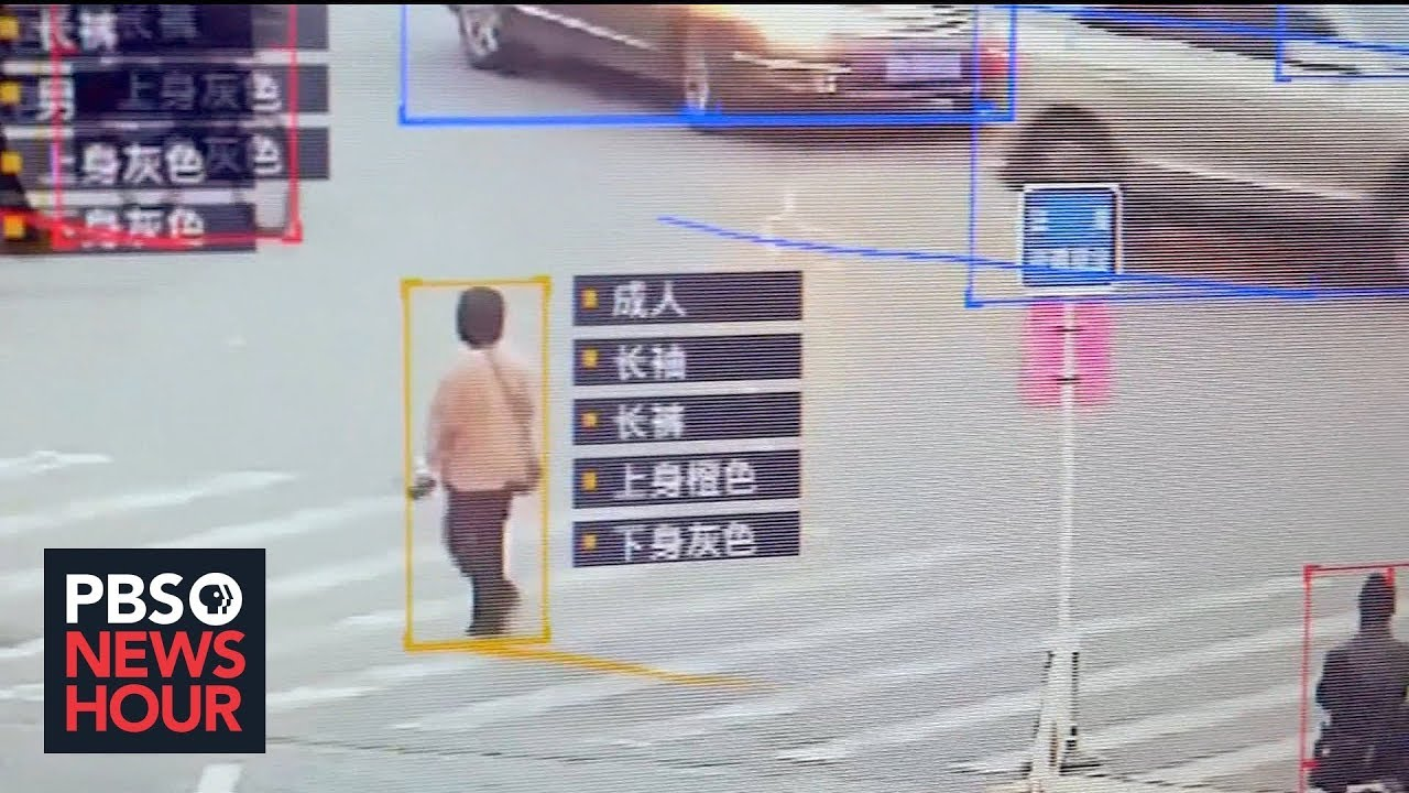 How China's high-tech 'eyes' monitor behavior and dissent