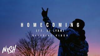 Nish - Homecoming (ft. DJ LYAN) | OFFICIAL MUSIC VIDEO | The Homecoming | New Bangla Song 2021
