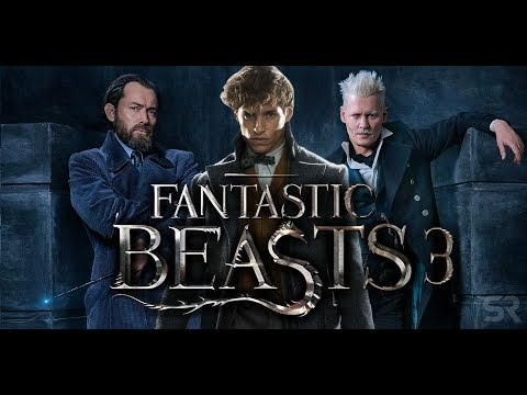 FANTASTIC BEASTS 3 (2021) -  UNOFFICIAL MOVIE TRAILER