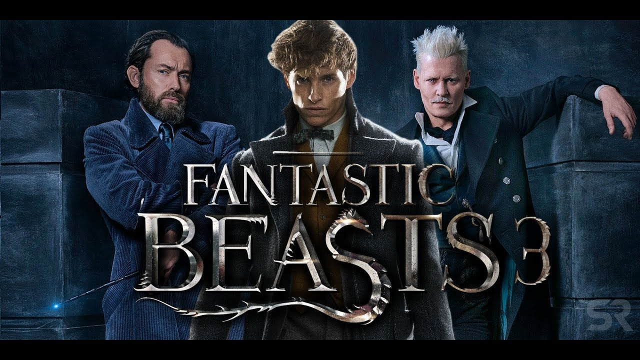FANTASTIC BEASTS 3 (2021) -  OFFICIAL MOVIE TRAILER