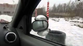 Урок Параллельная парковка автомобиля