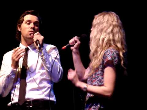 Michael Johns & Brooke White- Murray Theater- Life Is Okay