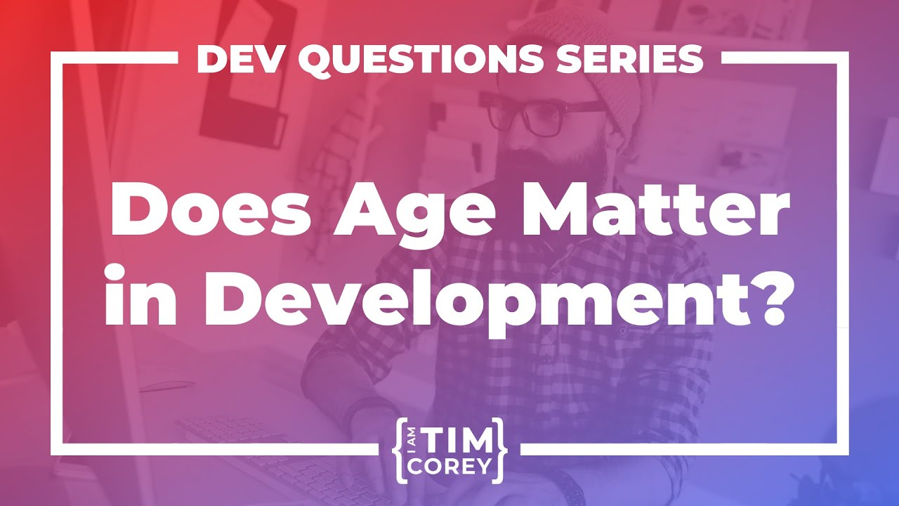 Does Age Matter In Development? How Old Is Too Old To Be A C# Developer?