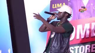 Alex Muhangi Comedy Store Dec 2018 - Levixon