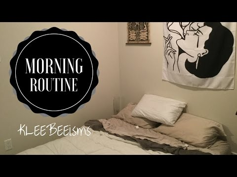 (Day Off) Morning Routine | babybat