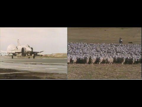 Fortress Falklands   Falklands War   Falkland Islands   TV Eye   1983
