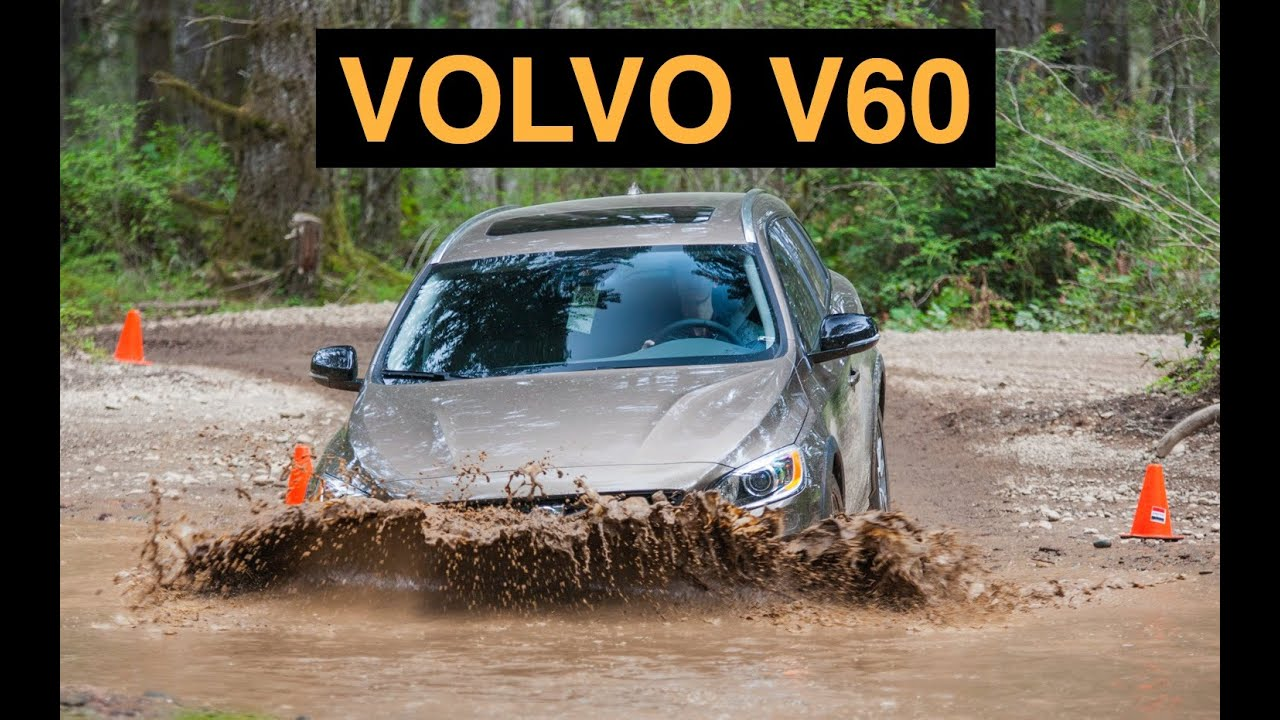 Volvo V60 Cross Country 2015 >> 2015 Volvo V60 Cross Country - Off Road And Track Review - YouTube