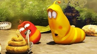 LARVA - WASTE | Cartoon Movie | Videos For Kids | Larva Cartoon | LARVA Official