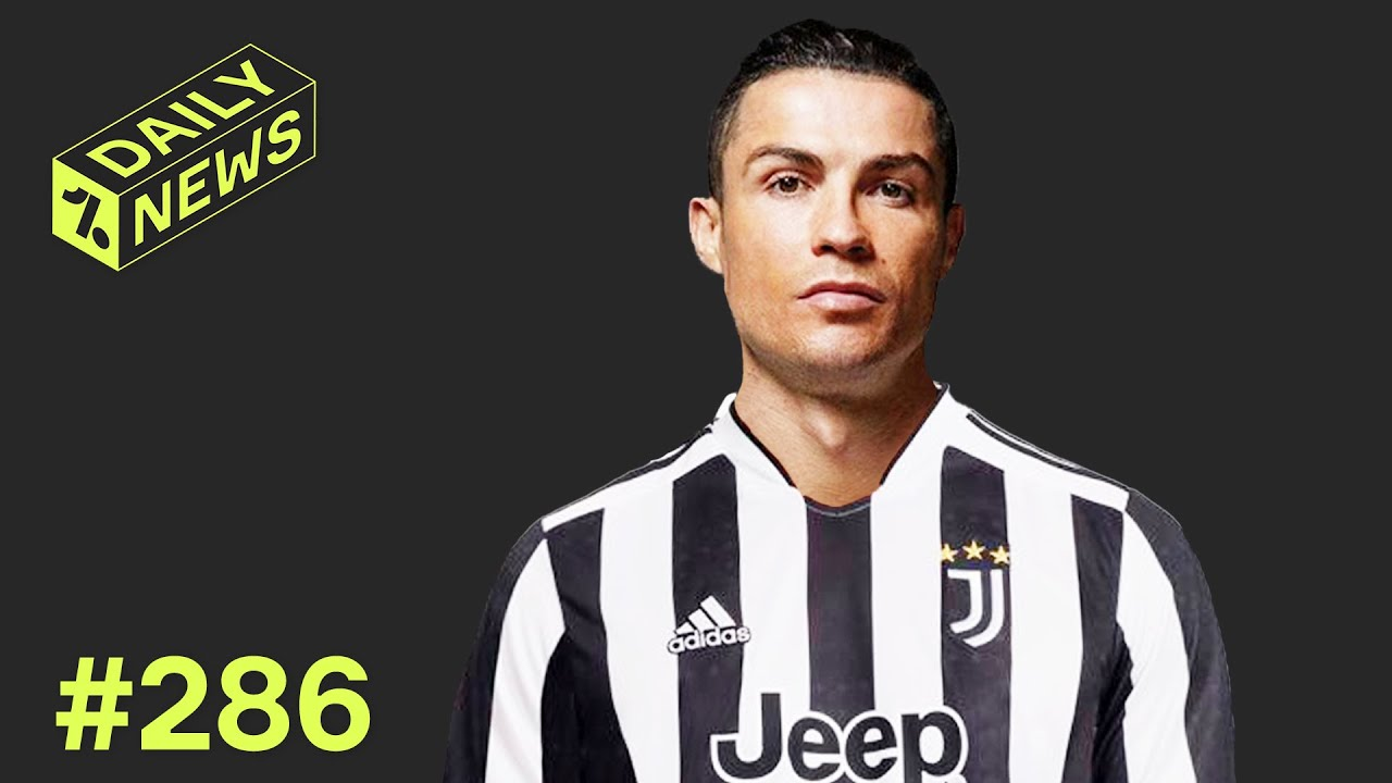 Juventus decide on Cristiano Ronaldo TRANSFER!