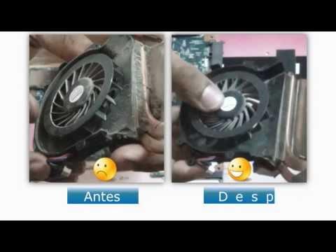 ¿Tu Laptop se calienta? Soluciónalo al limpiar el ventilador, Laptop Sony Vaio, pasos para desarmar