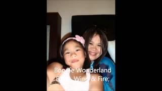 Boogie Wonderland Earth Wind & Fire