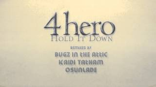 Hold It Down (Bugz In The Attic Remix)