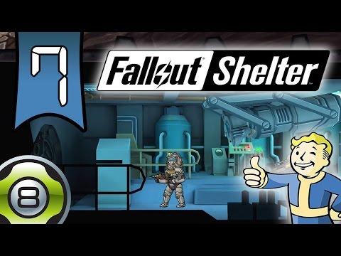 Fallout Shelter FR - Ep.7 - Protection Maximale De L'entrée