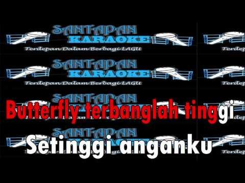 Lagu Karaoke Full Lirik Tanpa Vokal Melly Goeslow Feat Andhika Pratama Butterfly