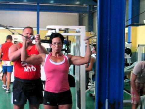 Gran Canaria Spain gym San Fernando
