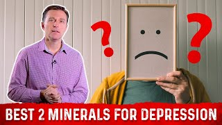 The Best 2 Trace Minerals For Depression