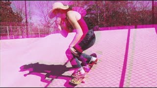 LCD Grooves: Longboarding with Molly Lewis