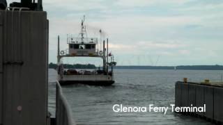 Glenora Ferry Terminal, Ontario, Canada, 20160731