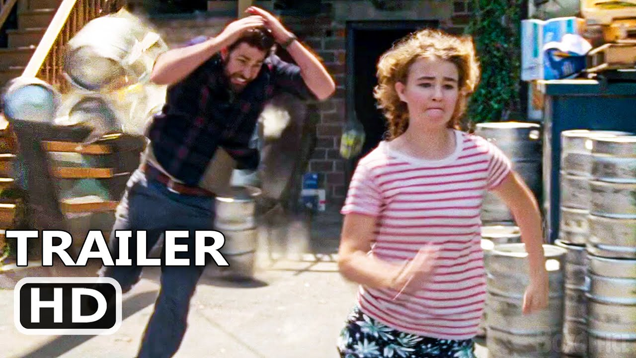 Download A QUIET PLACE 2 Trailer (New EXTENDED, 2021)