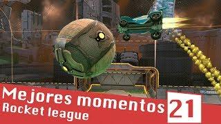 MEJORES MOMENTOS #21   Rocket League