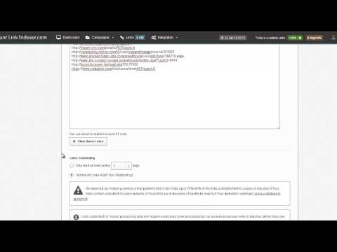 Instant Link Indexer Tutorial and Discount