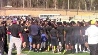 Precamp Turnup - Nike Football Training Camp : Charlotte, Nc  2014