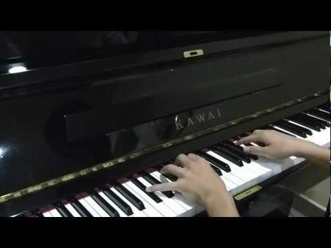 Tiffany Alvord - Baby, I Love You piano by Yu-Quan