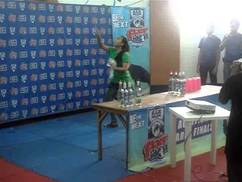 GSM BLUE Flair Idol 2013 South Luzon Audition - Ana Luna Encallado