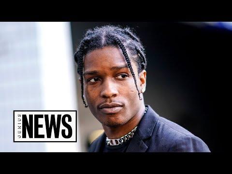 Behind A$AP Rocky's Guilty Verdict In Sweden | Genius News Mp3