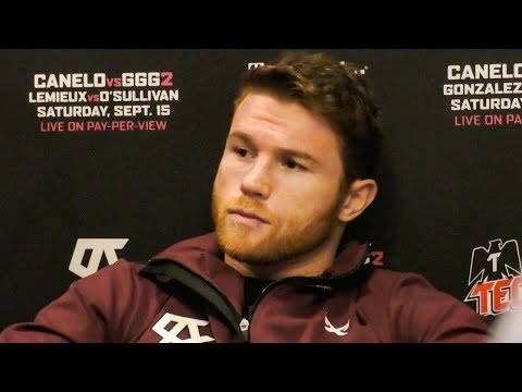 "CANELO: Not ""Business"" THIS IS PERSONAL! Vs GGG 2"