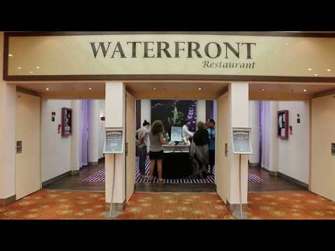 Pacific Jewel , Waterfront Restraunt walkthrough