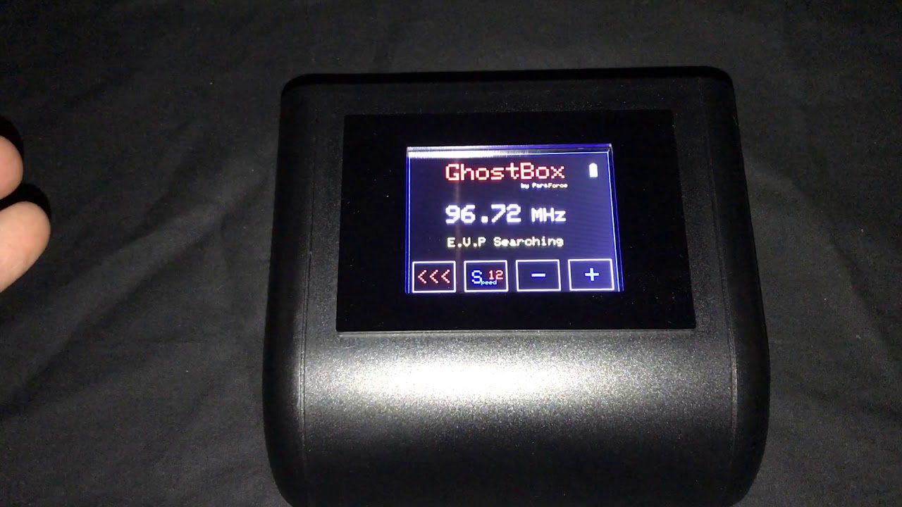ParaForce Ghost Box