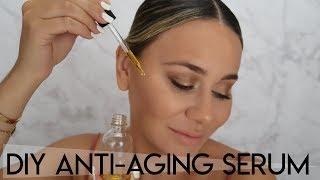 DIY Face Serum for Glowing Skin