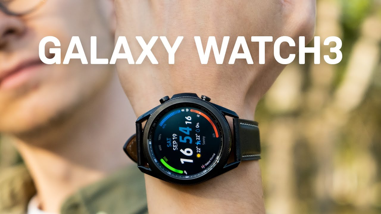 Samsung Galaxy Watch3: Health Check (review română)