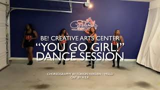 """""""Hold On"""" Sensual Dance (H.E.R.) 