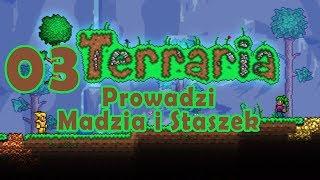 Terraria #03 - Atrakcje pod ziemią /w Staszek