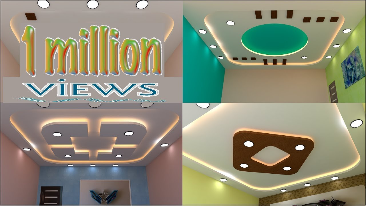 Amazing ! false ceiling design for living room and Bedroom ...