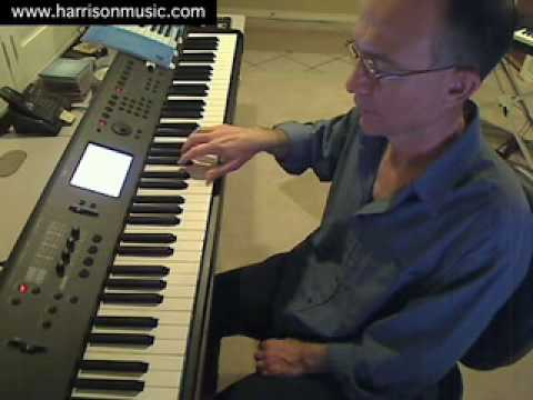 Funk Keyboard Lesson by Mark Harrison.mp4