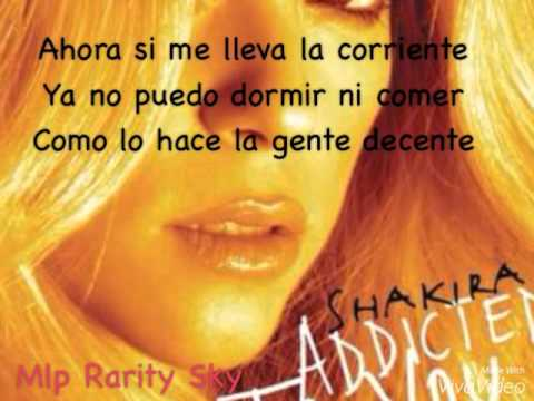Shakira - Addicted To You. Lyrics ( Versuri)