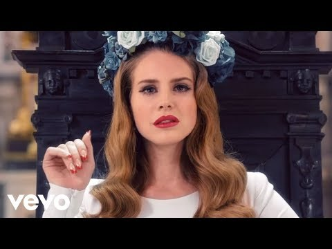 Lana Del Rey - Born To Die (Official Music Video)