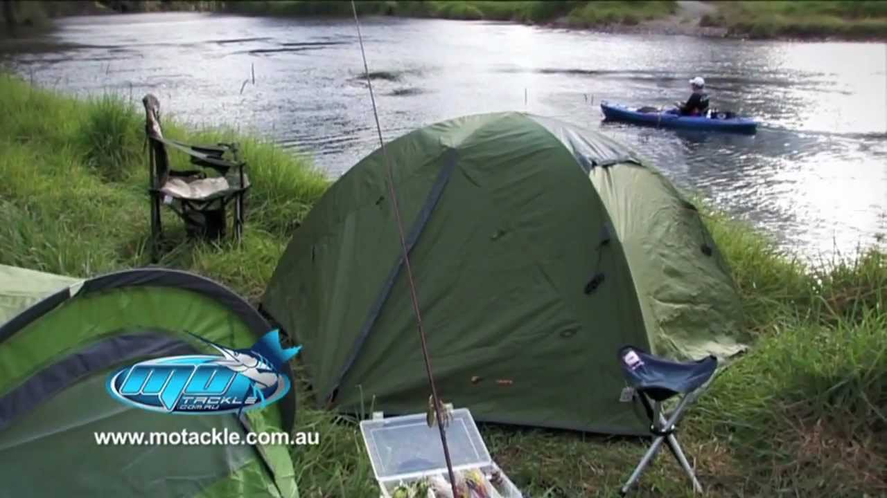 How to camping fishing youtube for Campsites with fishing