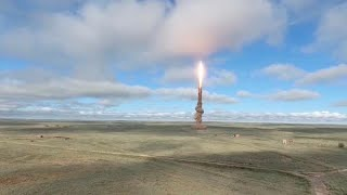 Russia test-launches new anti-ballistic missile