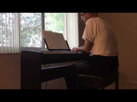 Muzio Clementi's Sonatina IV in F Op 36 II movement
